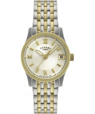 Rotary LB00793-09 Relojes de reloj de dos tonos