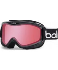 Bolle 20571 Mojo brillante negro - gafas de esquí Vermillon