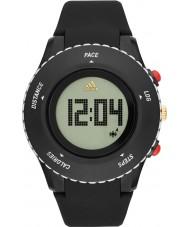 Adidas Performance ADP3220 reloj de la correa de silicona negro Sprung