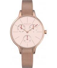 Radley RY4248 Soho damas chapado en oro rosa malla de reloj