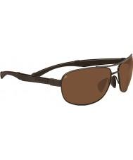 Serengeti Norcia café espresso gafas de sol polarizadas 555nm