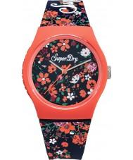 Superdry SYL177UO ditsy reloj damas urbana