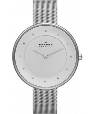 Skagen SKW2140 Damas klassik reloj de malla de plata