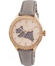 Radley RY2206 Señoras del reloj de la correa de cuero con piedras marsupial