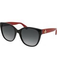 Gucci Gafas de sol gg0097s 005 de las señoras