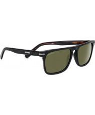 Serengeti 8325 gafas de sol negras carlo