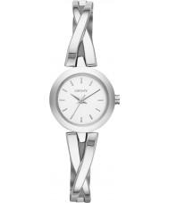 DKNY NY2169 Damas crosswalk reloj de plata