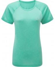 Ronhill Camiseta de manga corta de aspiración femenina