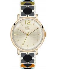 Orla Kiely OK4058 Las señoras pop reloj pulsera multicolor expansor