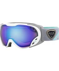 Bolle 21460 Duquesa blanco y gris - gafas de esquí aurora