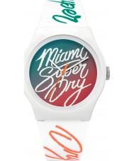Superdry SYL180WO reloj del flash ombre urbana damas