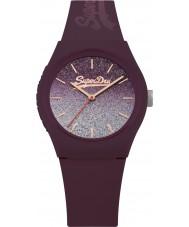 Superdry SYL179R Reloj urbano para mujer