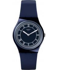 Swatch GN254 Reloj azul ben