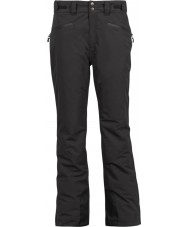 Protest 4610100-290-L-40 Mujer kensington verdadero negro pantalones de nieve - tamaño l (40)