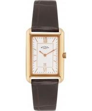 Rotary GS02691-02 relojes para hombre reloj marrón champán