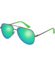 Puma Los niños pj0010s 002 gafas de sol