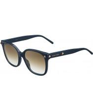 Jimmy Choo z0a xy gafas de sol azules de las señoras dema-s