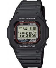 Casio GW-M5610-1ER de radio para hombre g-choque controlado reloj alimentado por energía solar