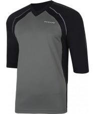 Dare2b Hombres marcados en negro smokey jersey camiseta