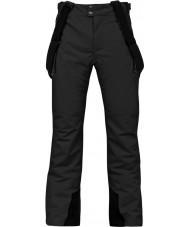 Protest 4710400-290-XL Mens oweny verdaderos pantalones para la nieve negro - tamaño de xl