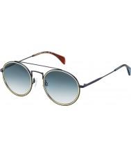 Tommy Hilfiger º 1455-s BQZ gafas de sol azules 08 mate