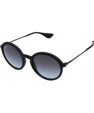 RayBan Rb4222 50 youngster gafas de sol 622-8g caucho negro