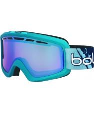 Bolle 21465 Nova mate ii gradiente de color azul - modulador Vermillon gafas de esquí azules