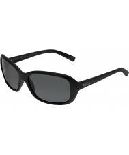 Bolle Molly negro brillante polarizado gafas de sol tns