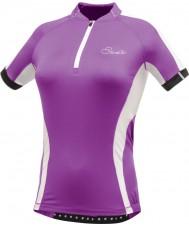 Dare2b Señoras vivacidad rendimiento púrpura jersey