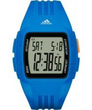 Adidas Performance ADP3234 reloj azul de la correa de resina Duramo