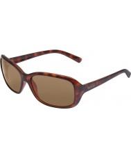 Bolle Molly carey oscuro gafas de sol de color marrón oscuro