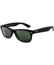RayBan Rb2132 nuevo wayfarer negro - verde