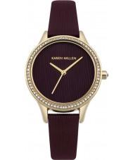 Karen Millen KM165VG Reloj de señoras