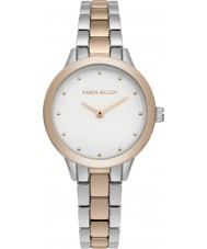 Karen Millen SKM005RGM Reloj de señoras