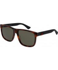 Gucci Mens gg0010s 006 gafas de sol