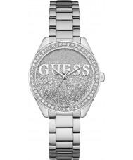 Guess W0987L1 Las señoras del brillo de reloj de la muchacha