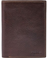 Fossil ML3694200 Billetera para hombre lincoln