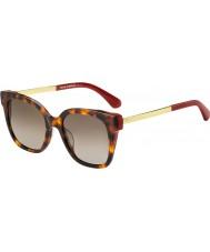 Kate Spade New York Señoras caelyn s 65t ha 52 gafas de sol