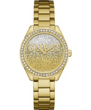 Guess W0987L2 Las señoras del brillo de reloj de la muchacha