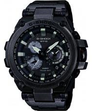Casio MTG-S1000V-1AER de radio para hombre g-choque controlado reloj negro con energía solar
