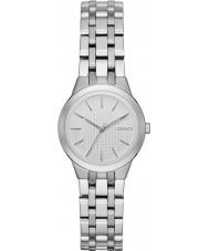 DKNY NY2490 parque de las señoras de la pendiente de acero de plata reloj pulsera