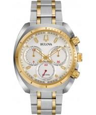 Bulova 98A157 Reloj deportivo para hombre curv