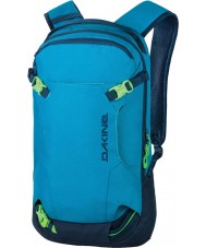 Dakine 10001470-BLUEROCK-81X Heli pack 12l mochila