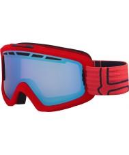 Bolle 21468 Nova mate ii rojo y azul - gafas de esquí aurora