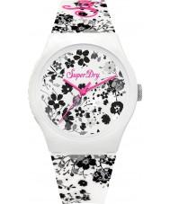 Superdry SYL177WB ditsy reloj damas urbana