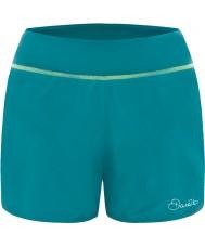 Dare2b Pantalones cortos de esmalte azul de señora