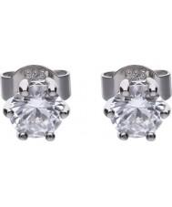 Diamonfire E5630 Pendientes de damas quilates