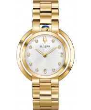 Bulova 97P125 Señoras rubaiyat reloj
