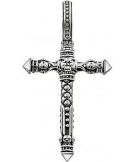 Thomas Sabo PE503-001-12 Para hombre colgante de cruz de plata