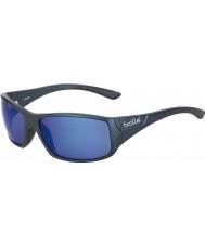 Bolle Kingsnake mate azul polarizado gafas de sol azules marinos